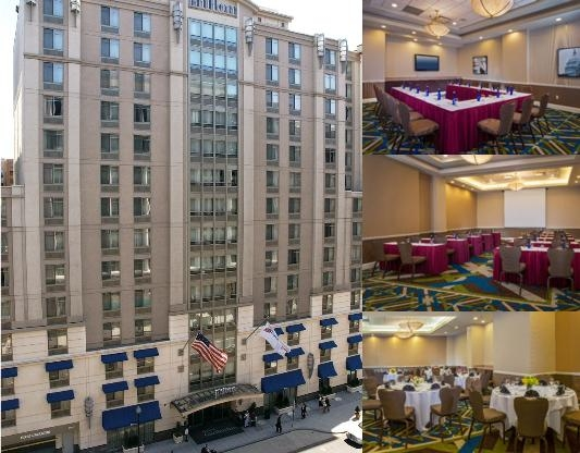 Hilton Garden Inn Downtown Dc photo collage