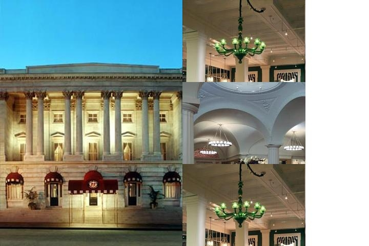 Kimpton Hotel Monaco Washington Dc photo collage