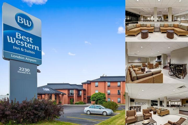 Best Western London Airport Inn & Suites photo collage