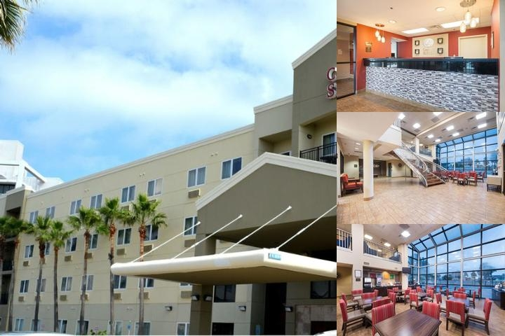 Comfort Suites Spi photo collage