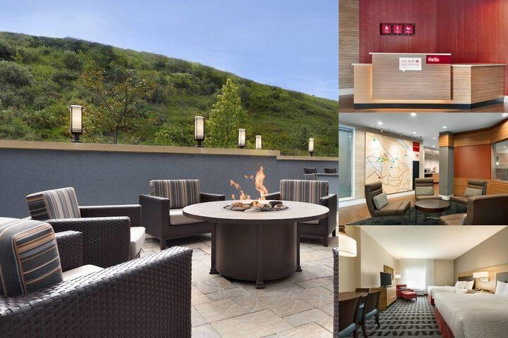Towneplace Suites Pittsburgh Airport Robinson photo collage