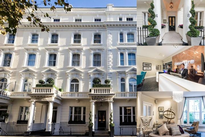 Mercure London Hyde Park (Newly Opened) photo collage