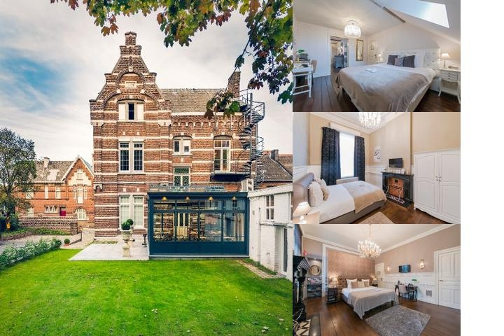 Boutique Hotels Caelus & Huys Van Steyns photo collage