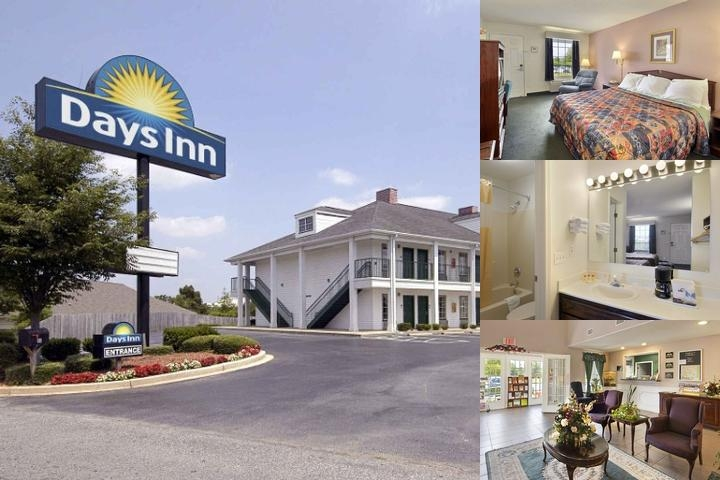 Days Inn Simpsonville photo collage