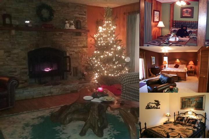 Gray Wolf Mountain Inn Bed & Breakfast photo collage