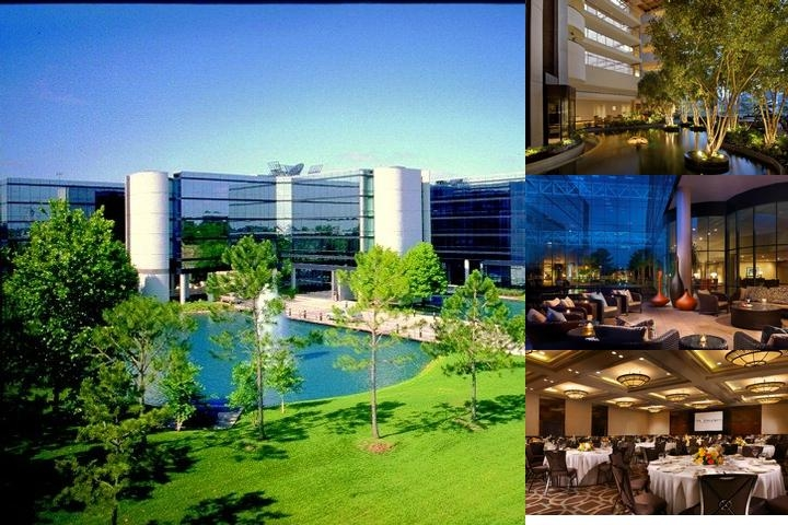Omni Houston Hotel Westside photo collage