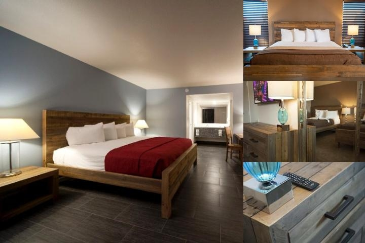 Thunderbird Boutique Hotel photo collage