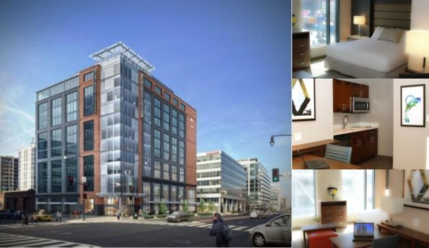 Homewood Suites Washington DC Capitol Navy Yard photo collage