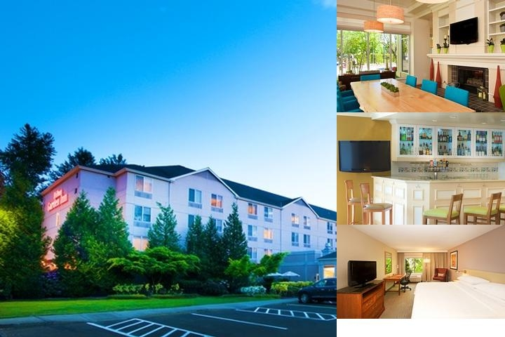 Hilton Garden Inn Seattle / Renton photo collage