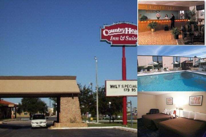 Country Hearth Inn & Suites Abilene Tx photo collage