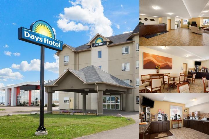 Days Inn Bonnyville photo collage