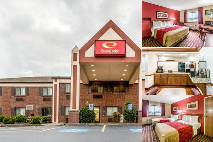 Country Hearth Inn Shelbyville photo collage