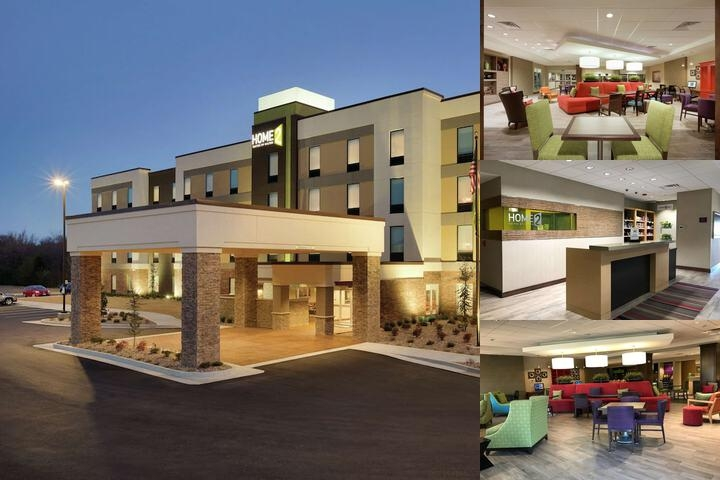 Home2 Suites by Hilton Fort Smith Ar photo collage
