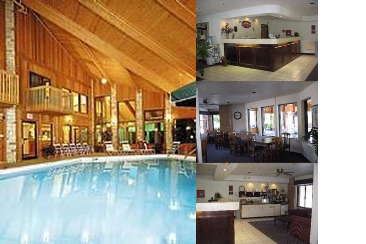 Country Hearth Inn & Suites Mexico photo collage