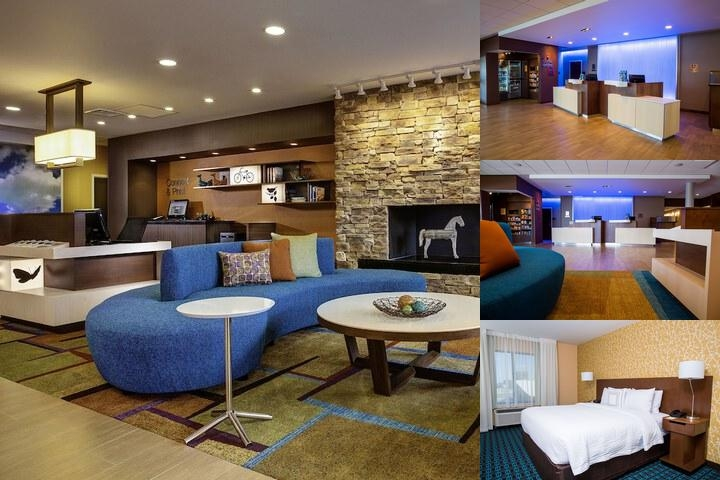 Fairfield Inn & Suites by Marriott Lincoln Southea photo collage