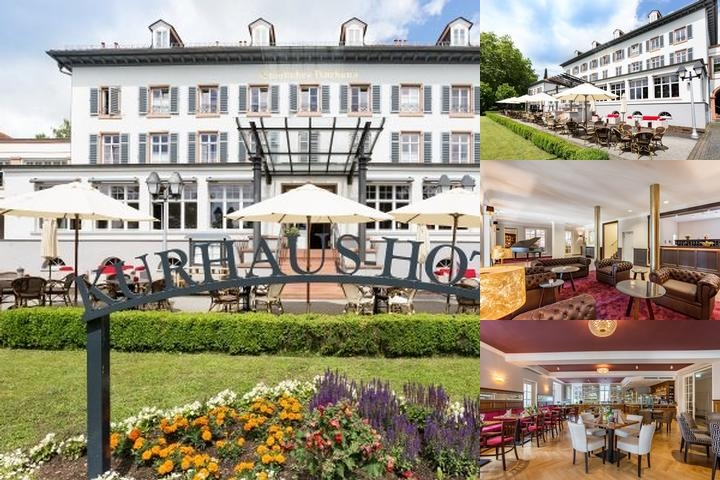Kurhaushotel Bad Salzhausen photo collage