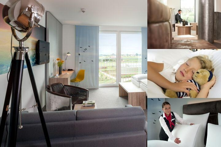 Dorint Airport Hotel Stuttgart photo collage