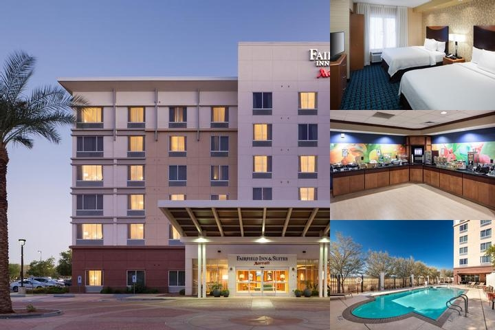 Fairfield Inn & Suites Phoenix Chandler / Fashion Center photo collage