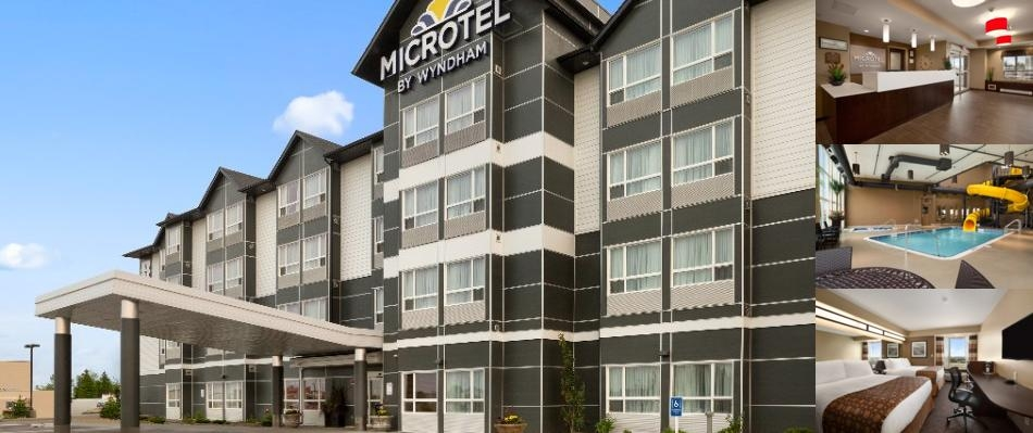 Microtel Inn & Suites by Wyndham Lloydminster photo collage