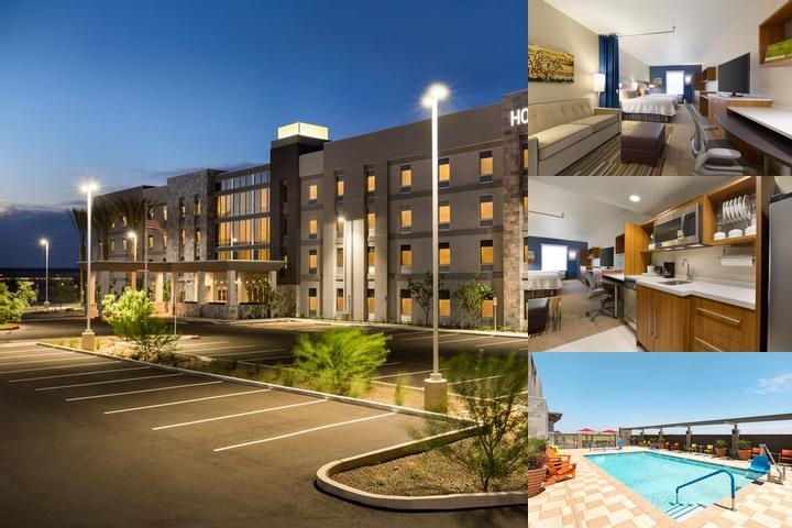 Home2 Suites By Hilton Phoenix Chandler Photo Collage