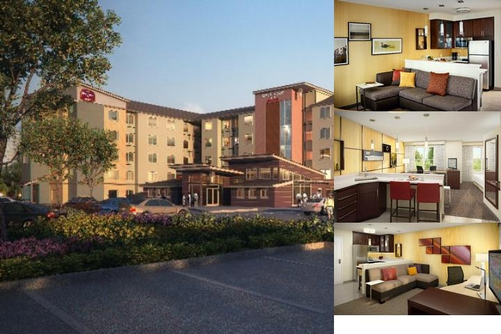 Residence Inn by Marriott Jacksonville South / Bar photo collage