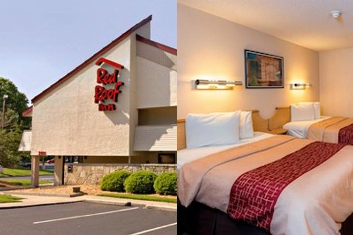 Red Roof Inn Greensboro Coliseum photo collage