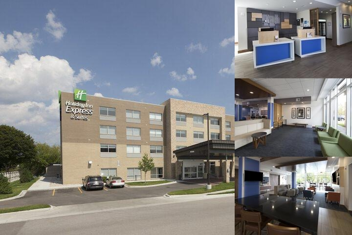 Holiday Inn Express & Suites Alpena photo collage
