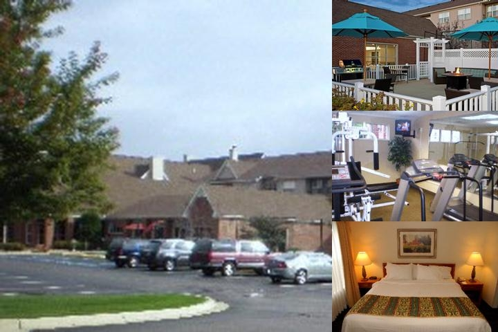 Lansing Residence Inn West by Marriott photo collage
