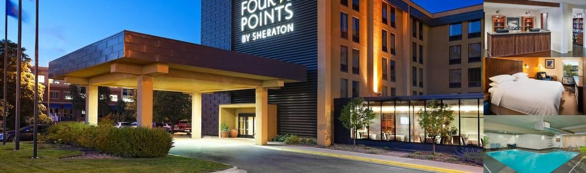 Four Points by Sheraton Minneapolis Airport photo collage