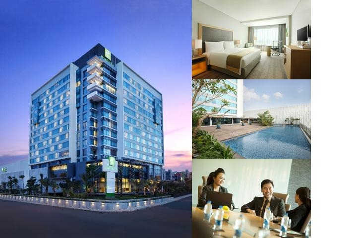 Holiday Inn Jakarta Kemayoran photo collage