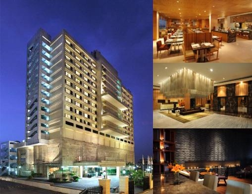 Holiday Inn New Delhi Mayur Vihar Noida photo collage