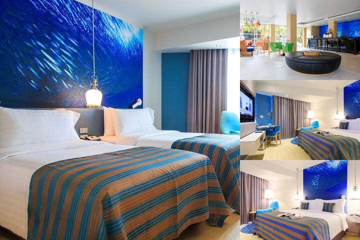 Citrus Parc Hotel by Compass Hospitality photo collage