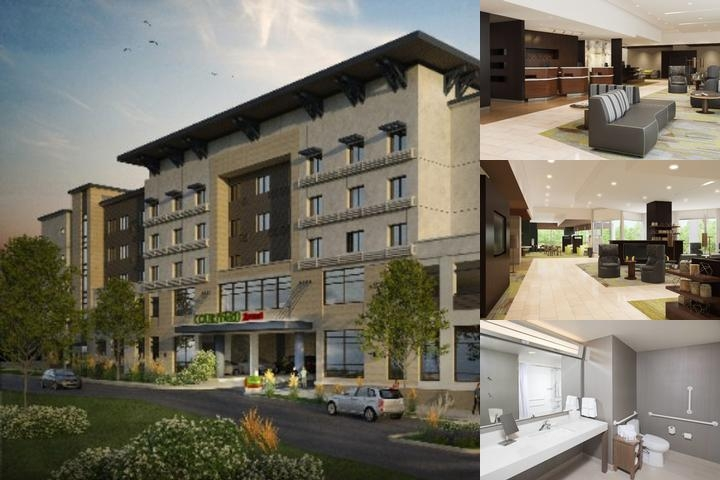 Courtyard by Marriott Redwood City photo collage