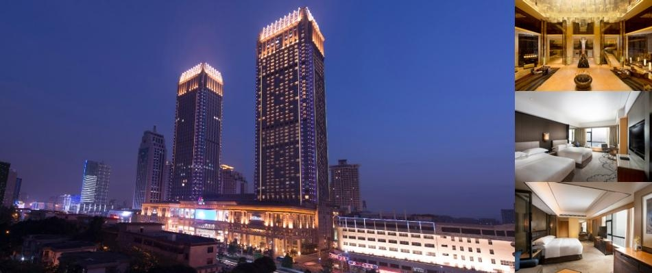 Hilton Zhongshan Downtown photo collage