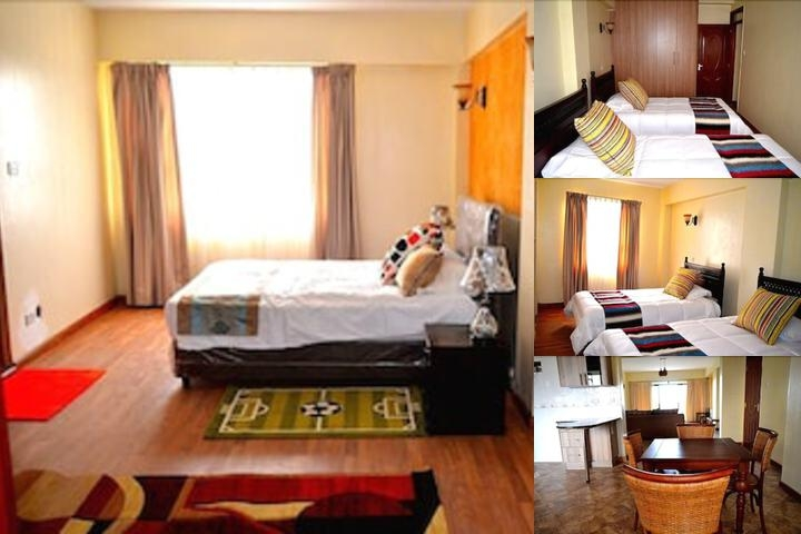 Vela Suites photo collage