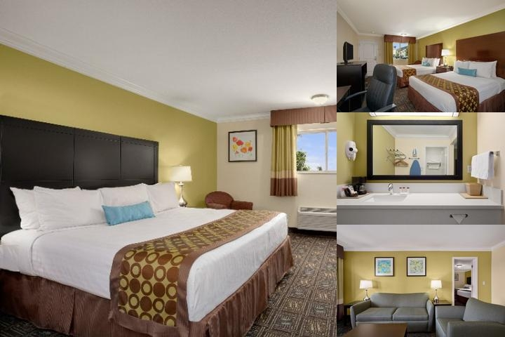 Ramada Anaheim Maingate North photo collage