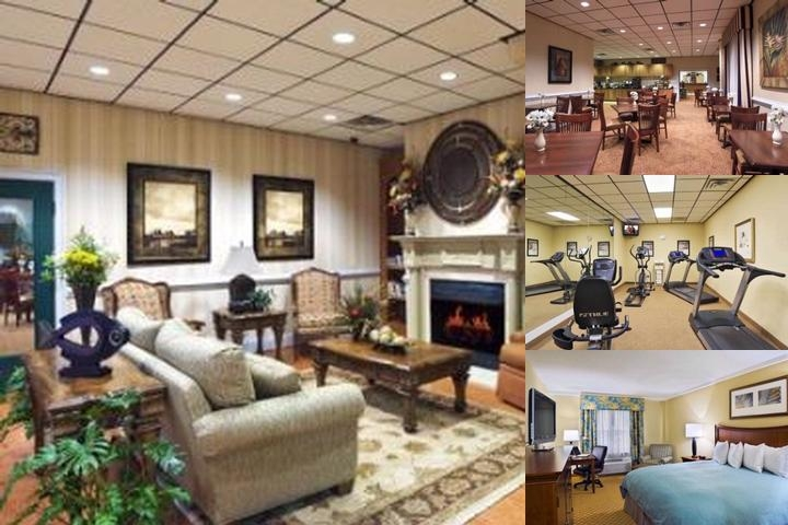Country Inn & Suites Orangeburg photo collage