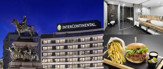 Intercontinental Sofia photo collage