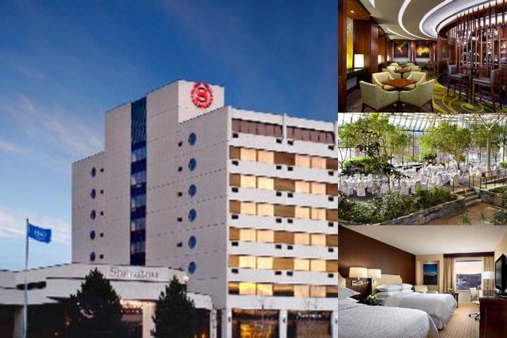 Sheraton Hotel Newfoundland photo collage