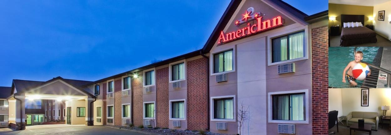 Americinn photo collage