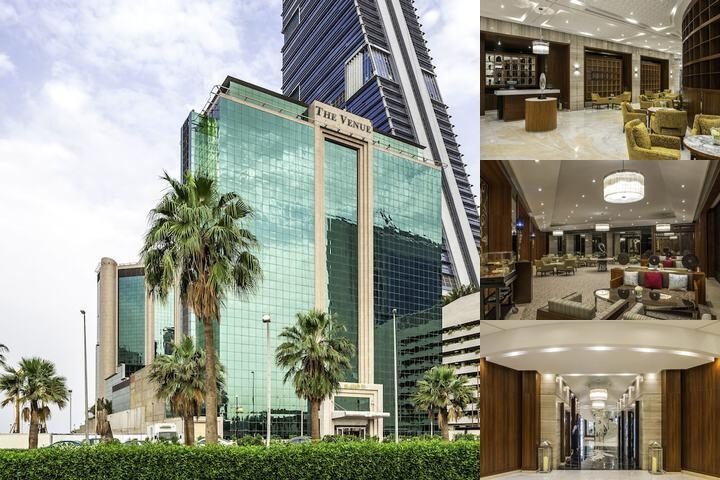Sofitel Jeddah Corniche photo collage