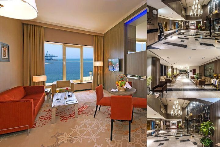 Ramada Jeddah Corniche photo collage