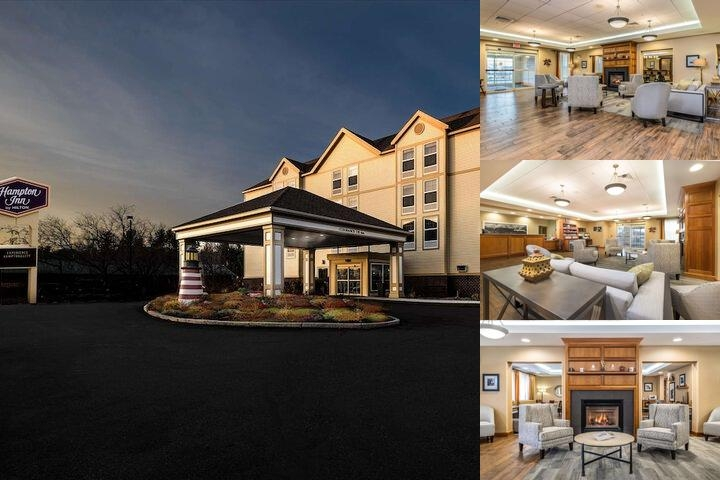 Hampton Inn Waterville photo collage