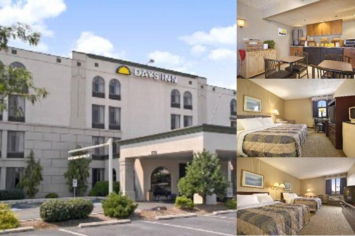 Days Inn Reading Wyomissing photo collage