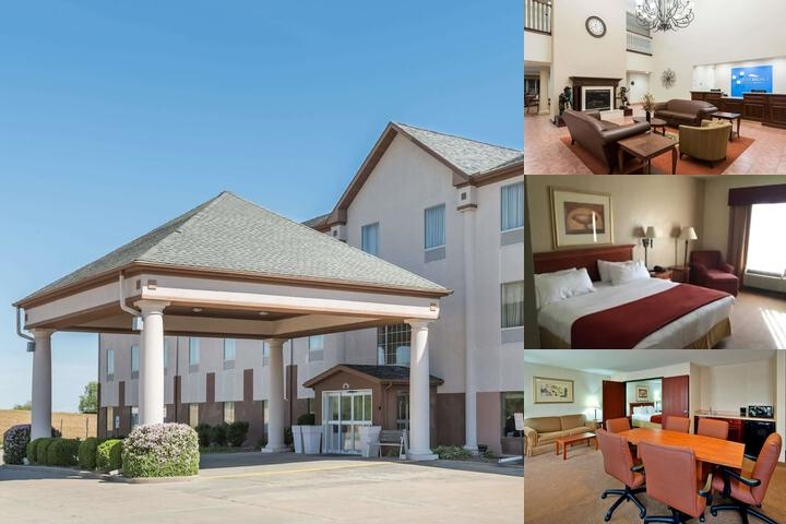 Baymont Inn & Suites Highland photo collage