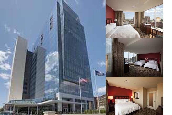Embassy Suites Buffalo photo collage