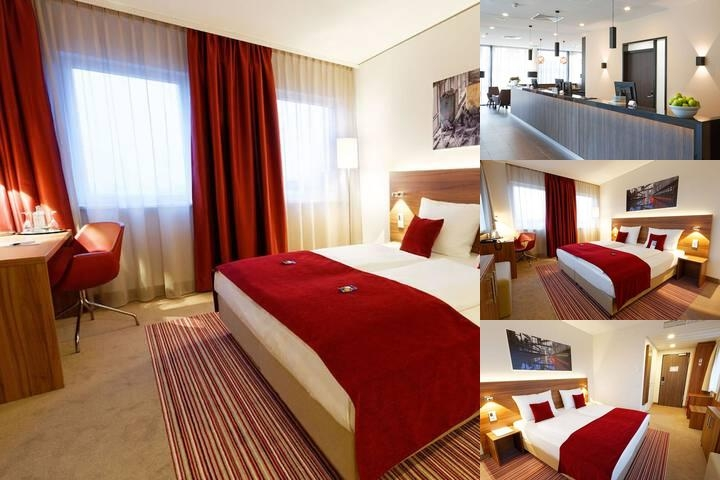Ghotel Hotel & Living Essen photo collage