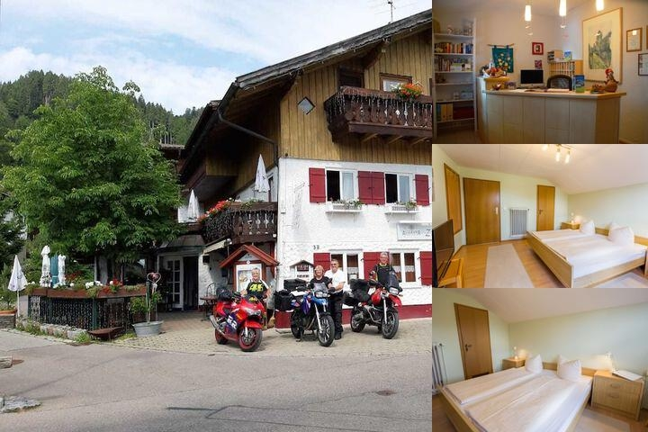 Landhotel Zum Franke photo collage