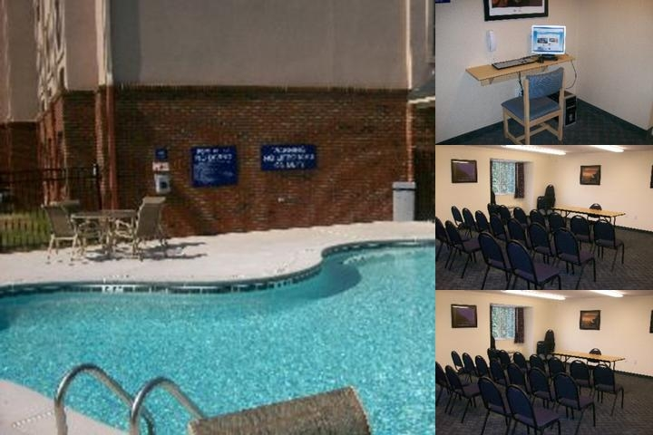 Microtel Conyers photo collage