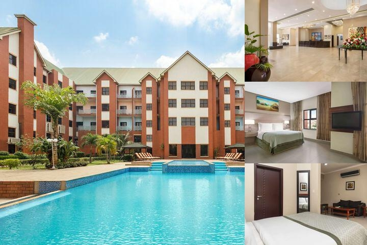 Hawthorn Suites by Wyndham Abuja photo collage